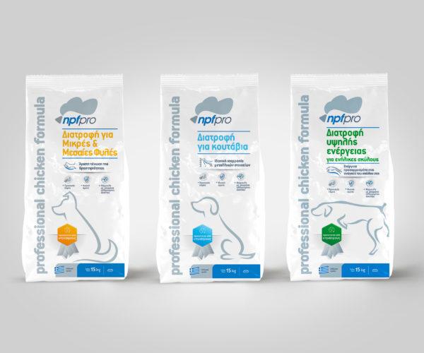 Packaging Design – Npf Pro