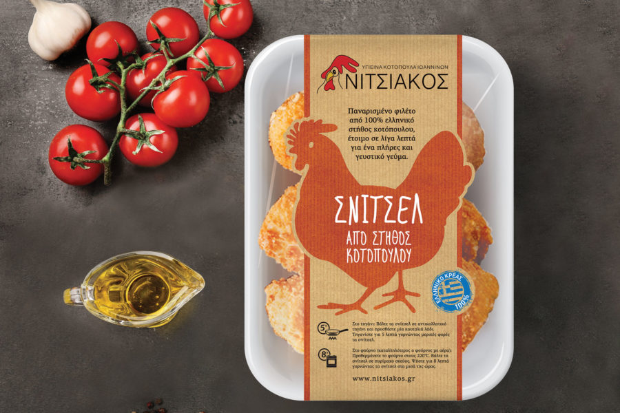 Label Design – Nitsiakos