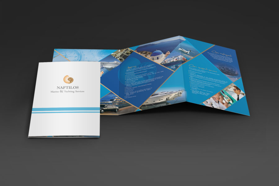 Brochure Design – Naftilos