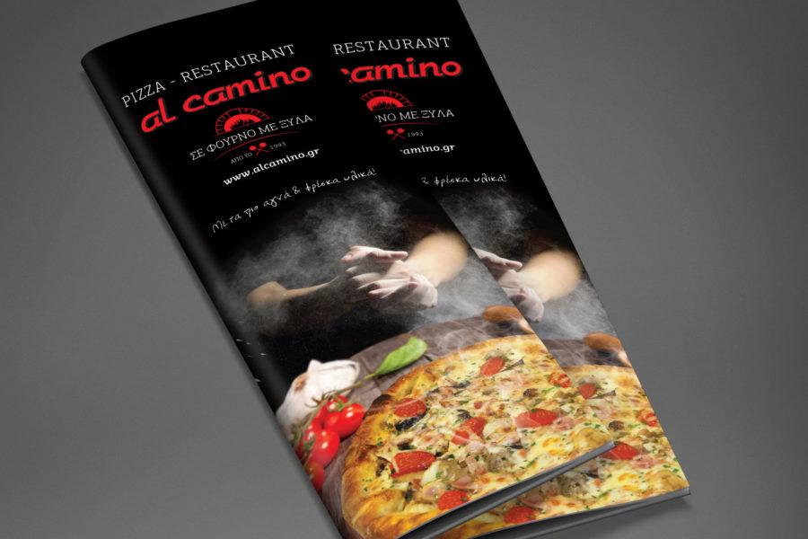 Leaflet – Al Camino