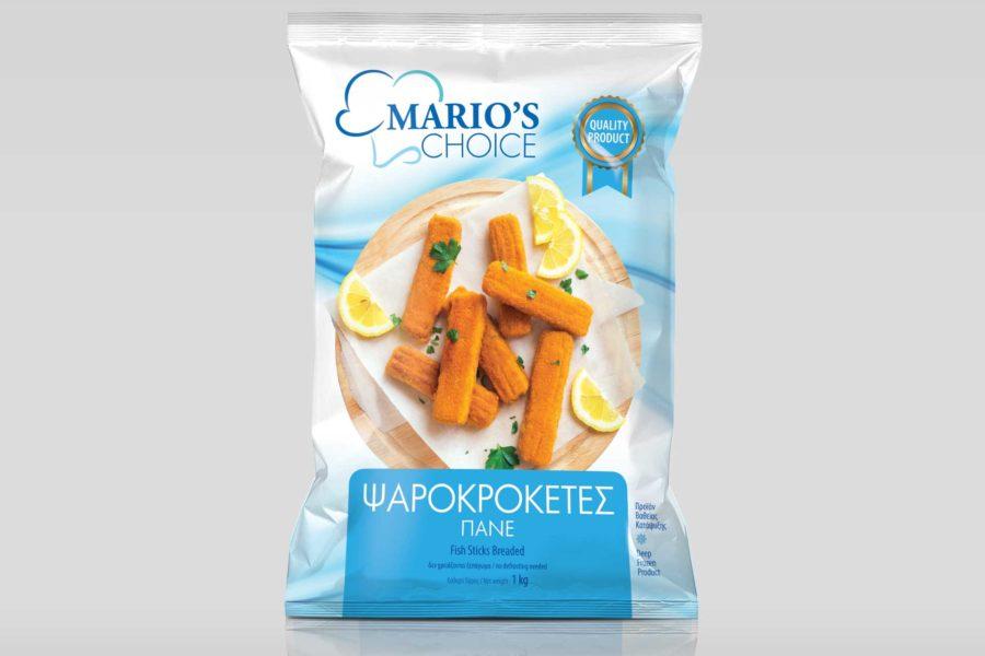 Packaging Design Marios Choice