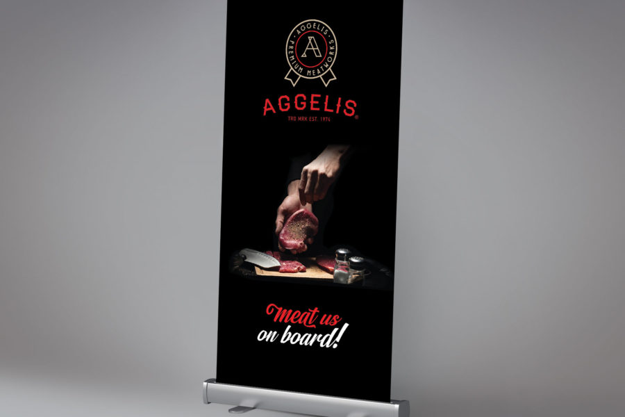 Aggelis Meatworks Banner