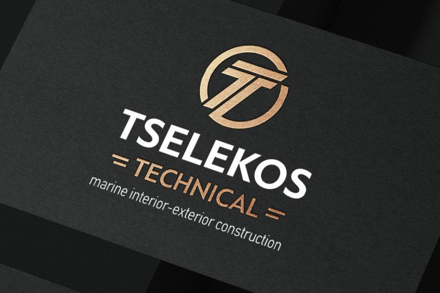 Tselekos Technical Logo