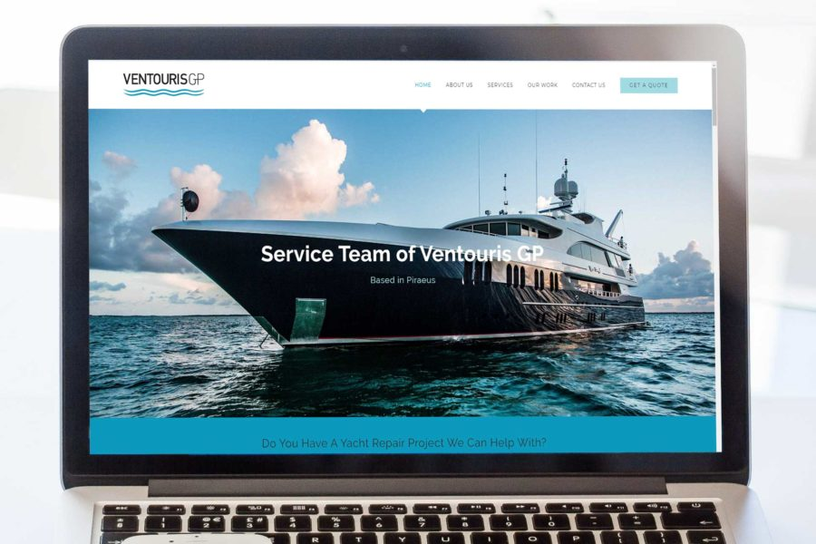 Ventouris Gp Web Site