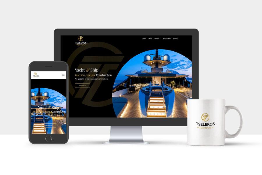 Web Site Tselekos Technical