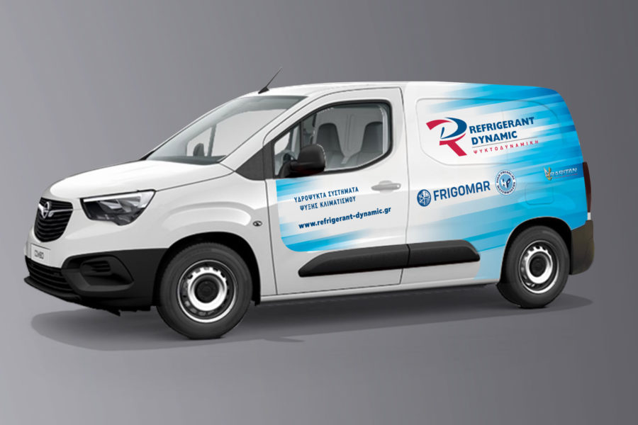 Refrigerant Dynamic Van Design