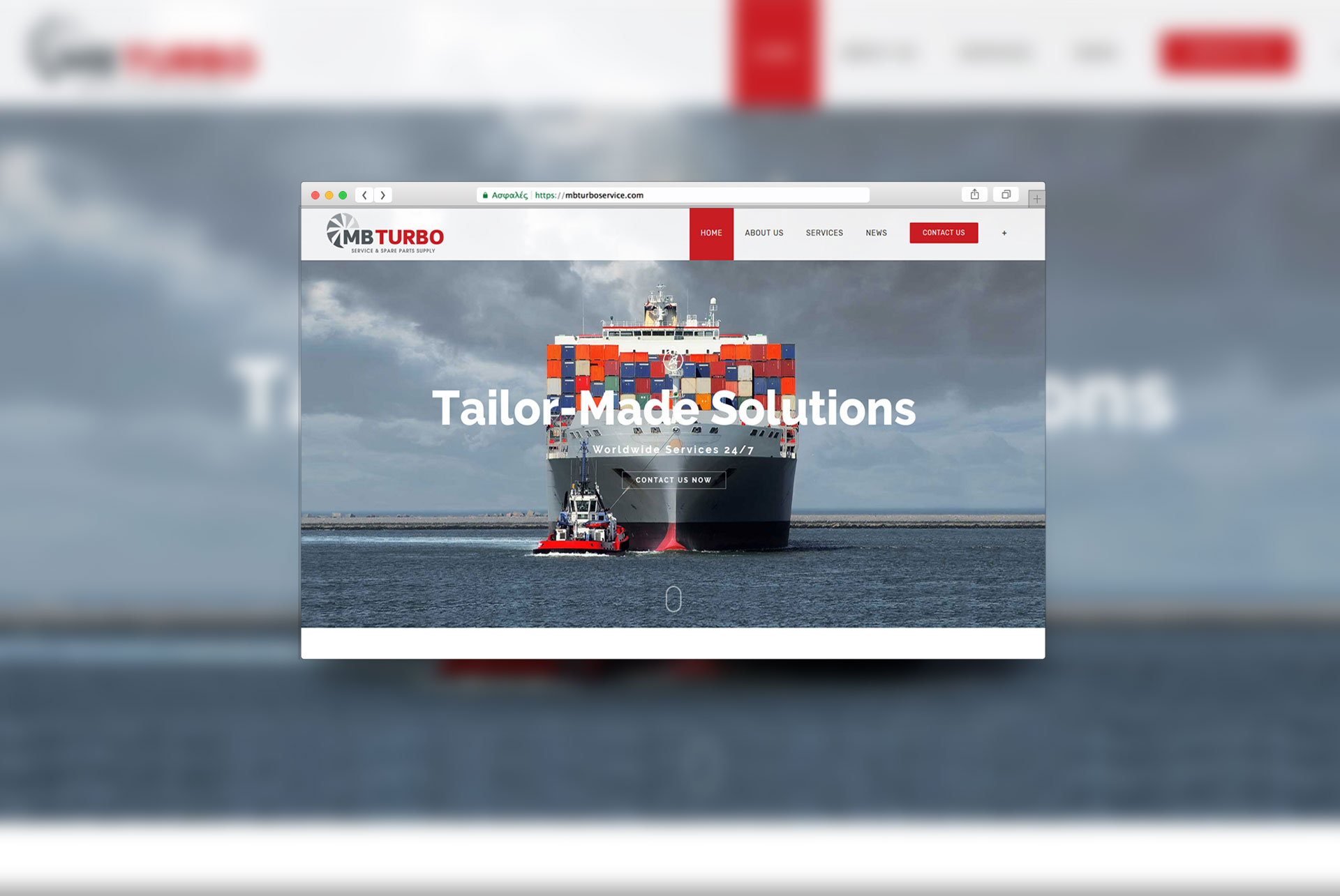 Web Site – Mb Turbo