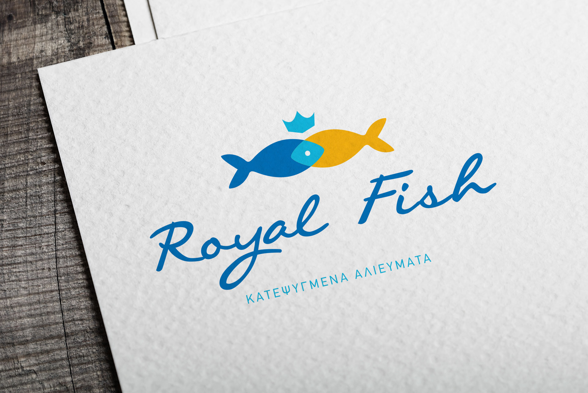 Logo Royal Fish